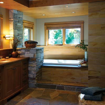 13 Relaxing Spa Bath Retreats | Spa baths, Earthy and Spa