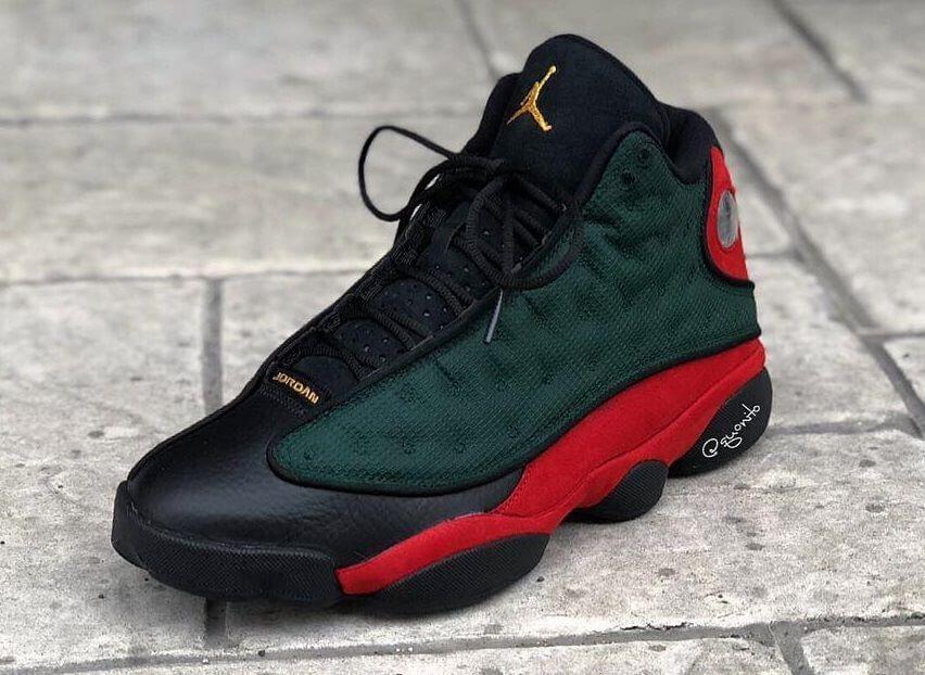 417f728c4602d1 Top 10 Custom Air Jordan Sneakers