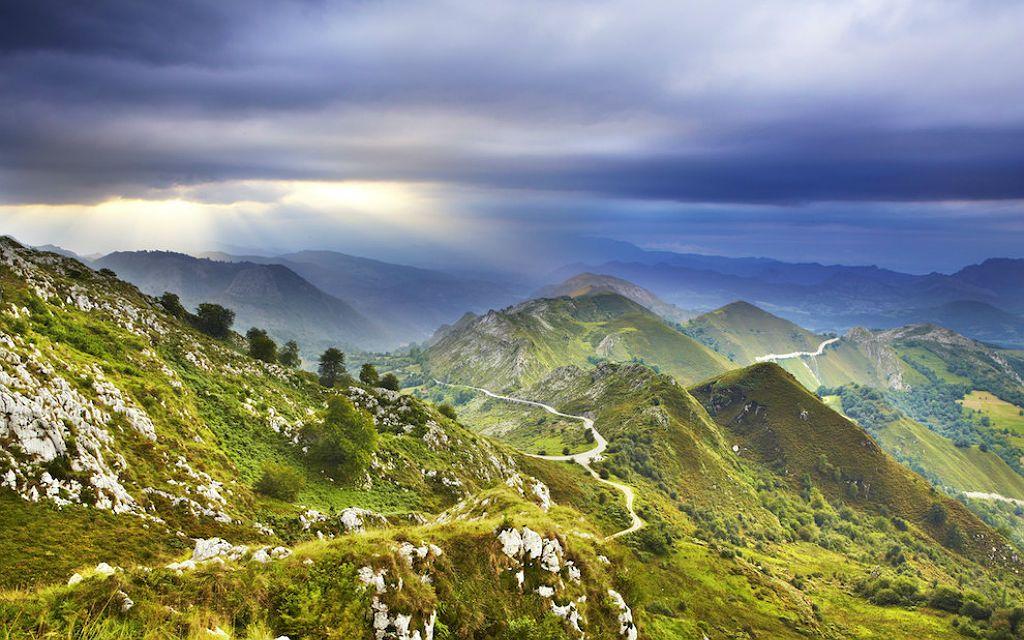 Picos de Europa mountains, Asturias, Spain