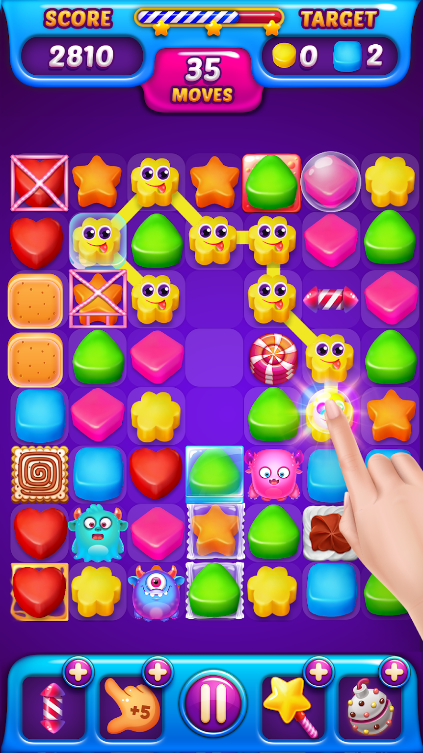 Puzzle Of Love Game All Pictures