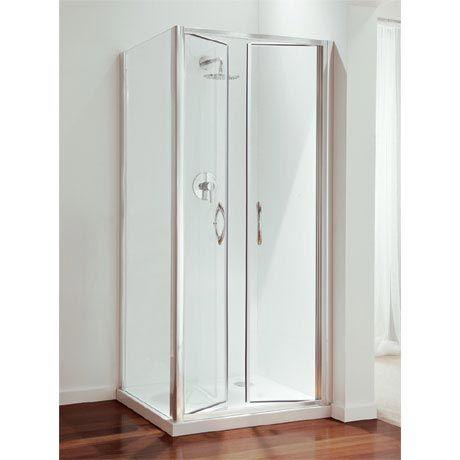 Coram Premier Double Pivot Shower Door From Victorian Plumbing Co Uk Shower Doors Power Shower Shower
