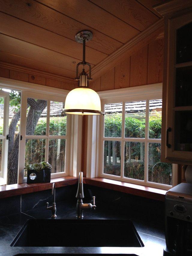 Lighting Alternatives For Sloped Ceiling Kitchens Forum ...