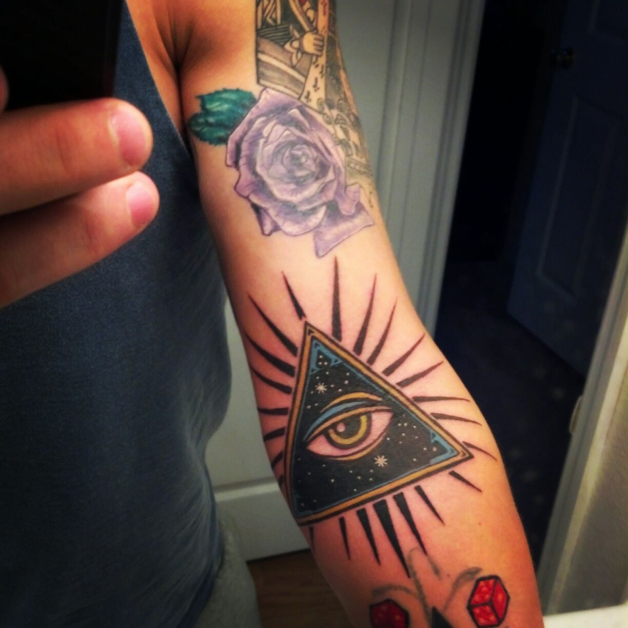 Masonic Symbols Tattoo Google Search Tattoos Pinterest