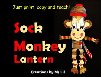 Sock Monkeysjust way too much fun!A creative way to decorate your classroom for Chinese New Year on February 8th, 2016 or just for fun! Monkeys hanging from the ceiling or sitting on the shelf, your kiddos will love creating and putting on their own personal touches on these cuties.