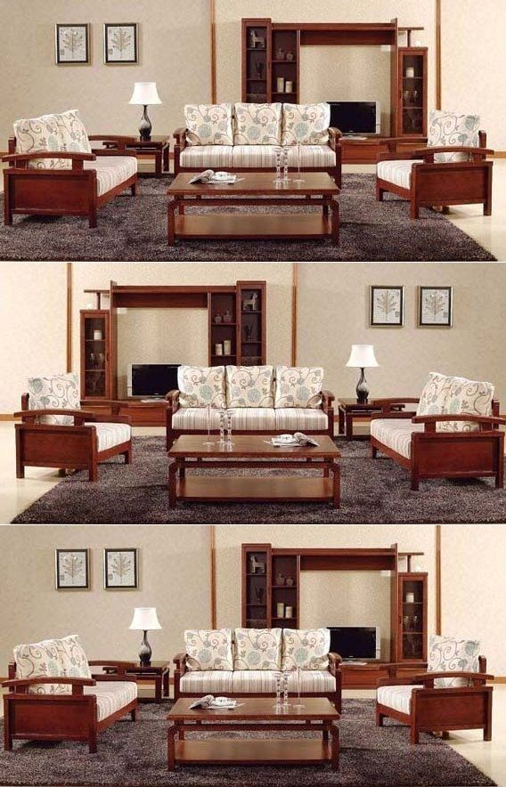 Simple Wooden Sofa Design For Drawing Room Wooden Sofa Designs Simple Living Room Designs Latest Wooden Sofa Designs