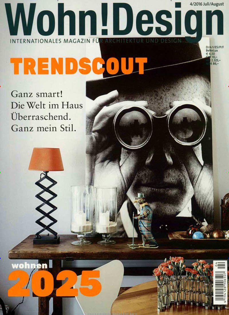 Cool Wohn Design Abo und Geschenkabo