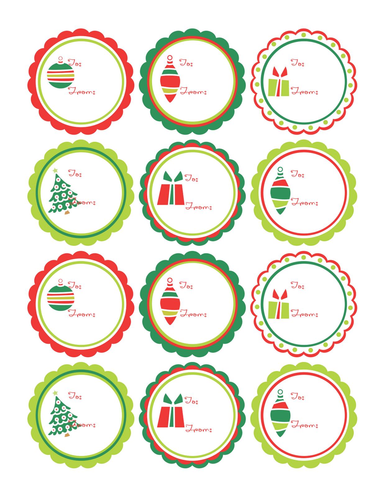 Felicitaciones De Navidad Personalizadas On Line.Etiquetas De Navidad Retro Para Imprimir Gratis Navidad