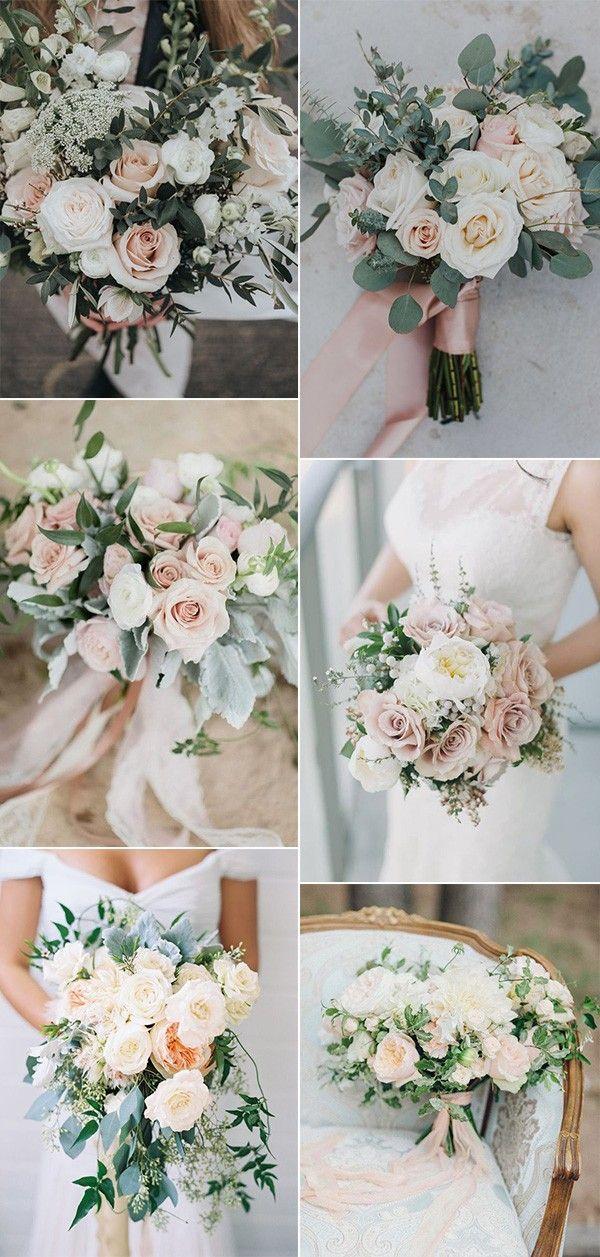 Hochzeitskleid - Brautkleider, Hochzeitskleider 2019 #rosebridalbouquet