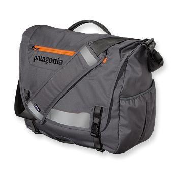 Patagonia Critical Mass Messenger Bag As Diaper