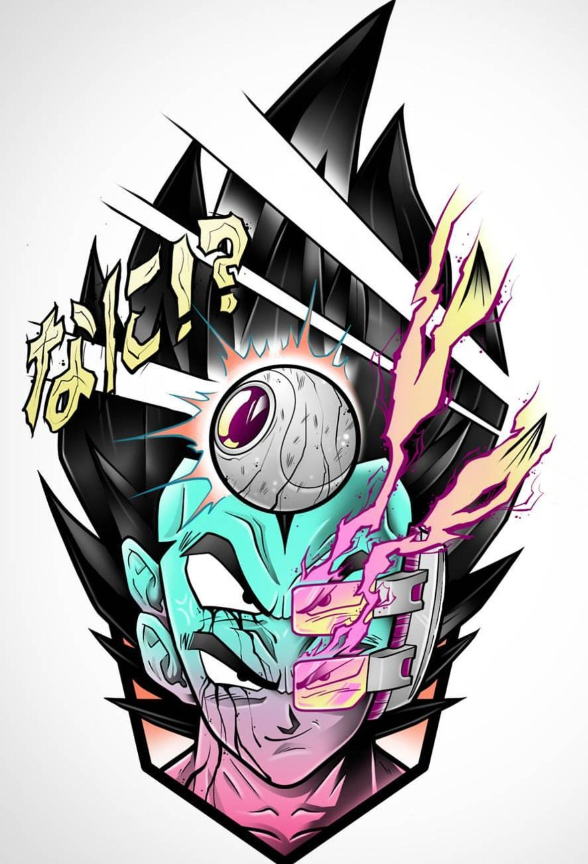 Vegeta | Dragon Ball/GT/Z/Super/Heroes | Pinterest