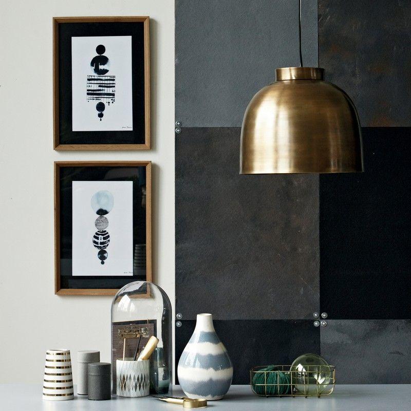 Bowl Lampe fra housedoctor | Køb på dubuy.dk