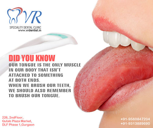 Do You Clean Your Tongue When You Brush Explore Our Website To Know How To Clean Tongue Dentist Dental Brush