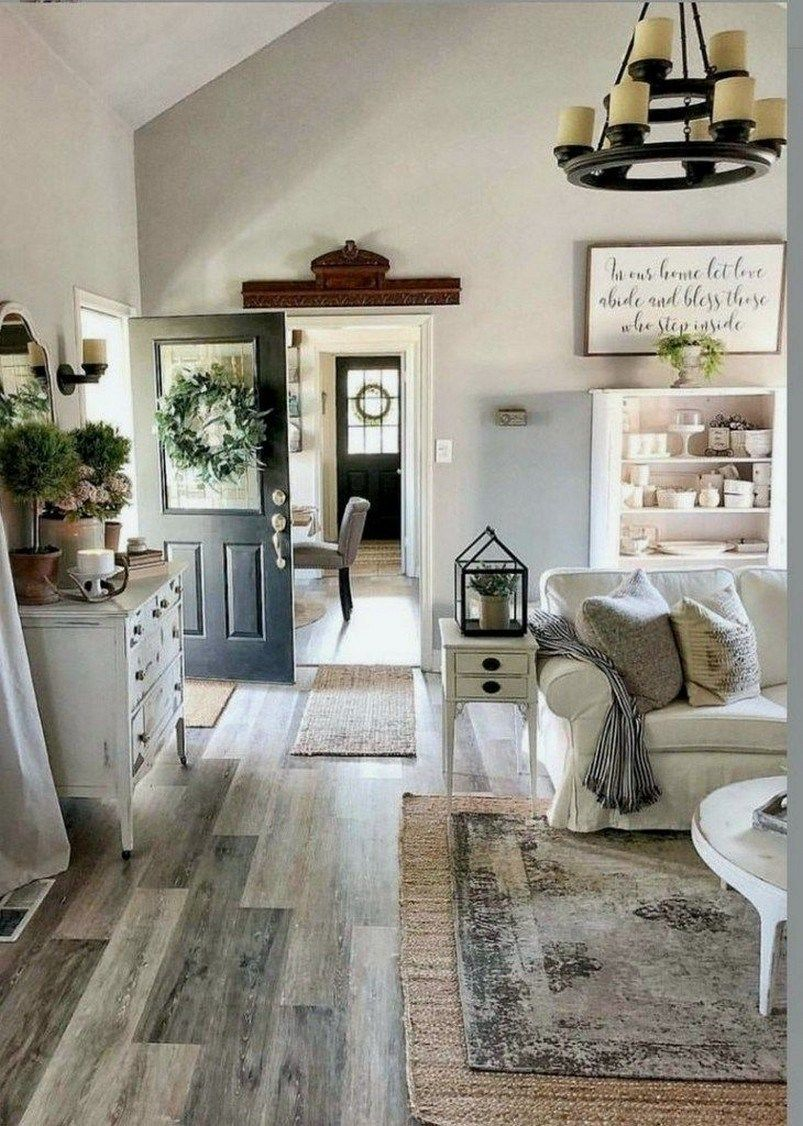 ✔ 67 cozy farmhouse living room decor ideas 55 images