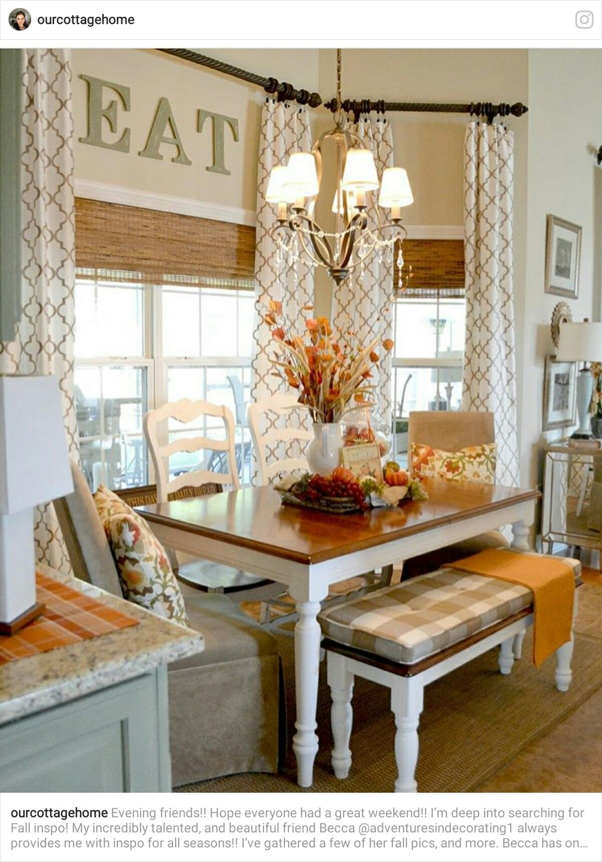Kitchen Eating Area Home Kitchens Kitchen Decor Breakfast Room
