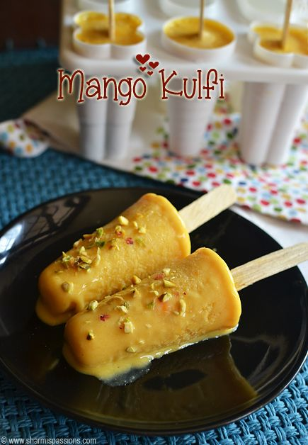 Mango kulfi recipe easy mango kulfi kulfi recipe kulfi and recipes mango kulfi recipe easy mango kulfi indian snacksindian food forumfinder Gallery