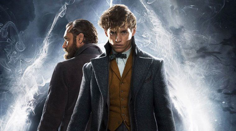 Watch Fantastic Beasts The Crimes Of Grindelwald Full Movie