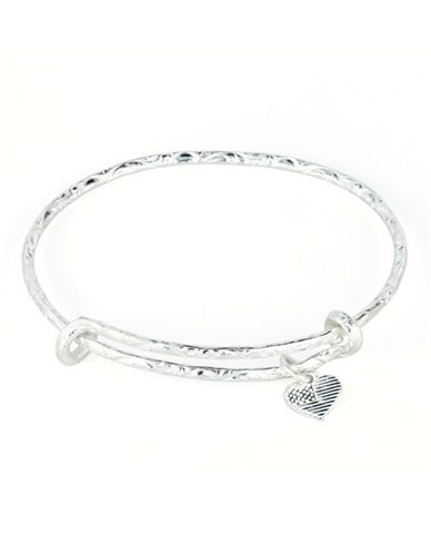 Jewellery & Accessories | Jewellery & Accessories | America the Beautiful Coll Silver Plated No Stone Bangle | Hudson's Bay