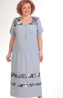 39f1836caf9 Платья для полных женщин  купить женские платья больших размеров в интернет  магазине «L Marka»  Страница 24