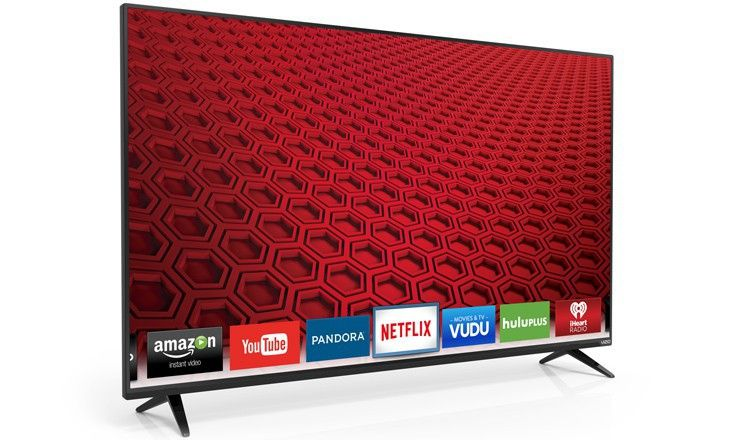"VIZIO ESeries 48"" Class FullArray LED Smart TV E48C2"