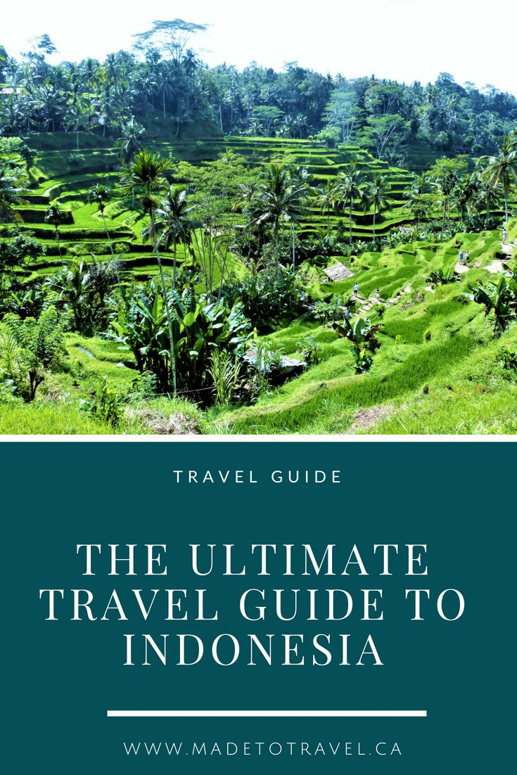 Traveling in Indonesia Everything You Need to Know