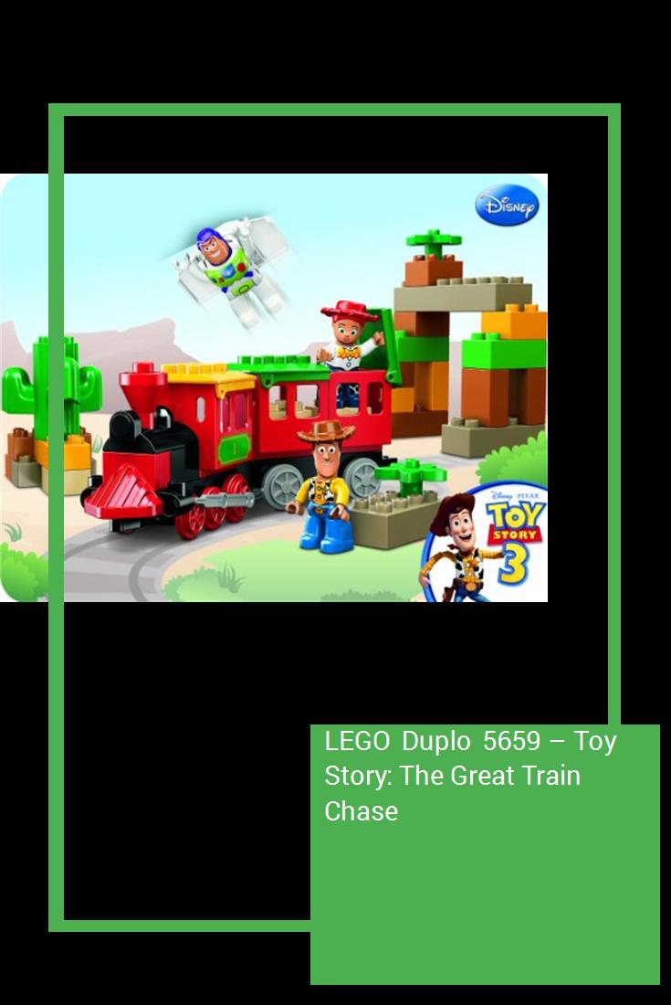 LEGO DUPLO Disney Pixar Toy Story 3 Set #5691 Alien Space Crane
