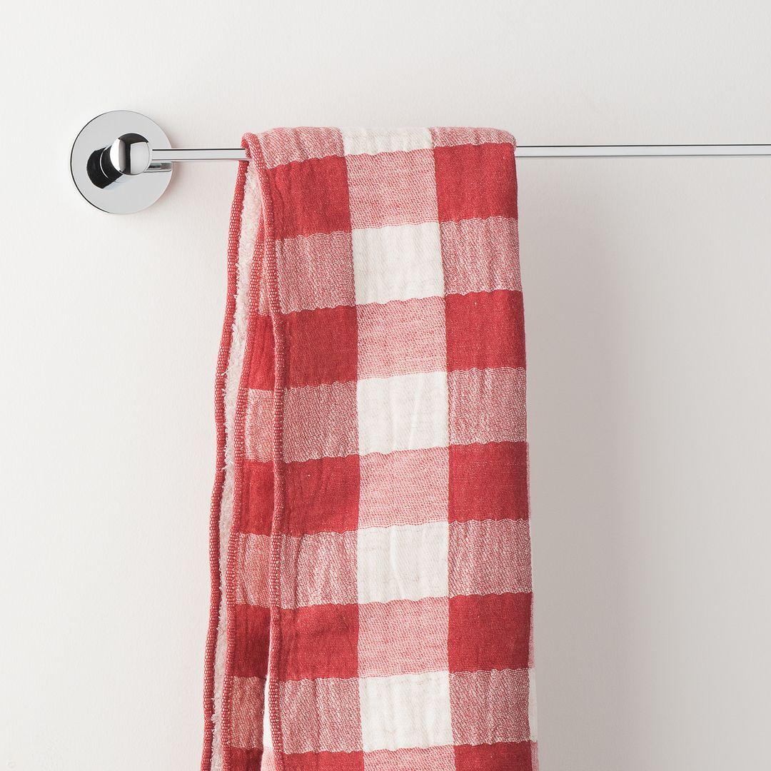 Red flannel 2018  Maxwell Towel Bar  Polished Chrome  Schoolhouse  Sneak Peek