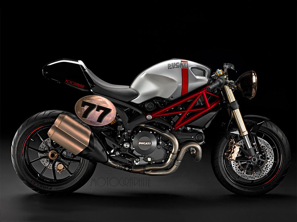 motographite ducati monster 1100 evo classic ducati motorcycles pinterest ducati. Black Bedroom Furniture Sets. Home Design Ideas