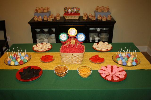 Wizard Of Oz Birthday Party Ideas Birthday Parties Girls