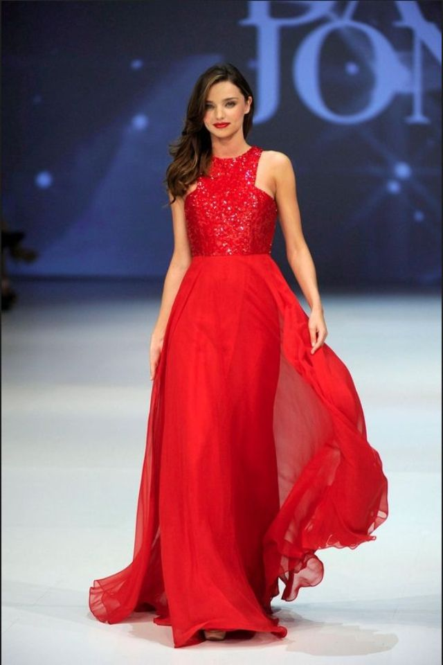 Miranda Kerr Red Dress Style Pinterest Miranda Kerr Red