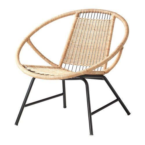 The Gardenista 100: Best Rattan Lounge Chairs | Muebles de exterior ...