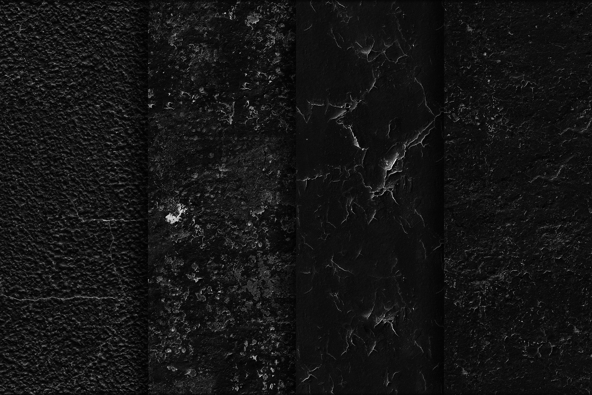 20 Black Walls Seamless Textures Seamless Textures Black Walls Texture