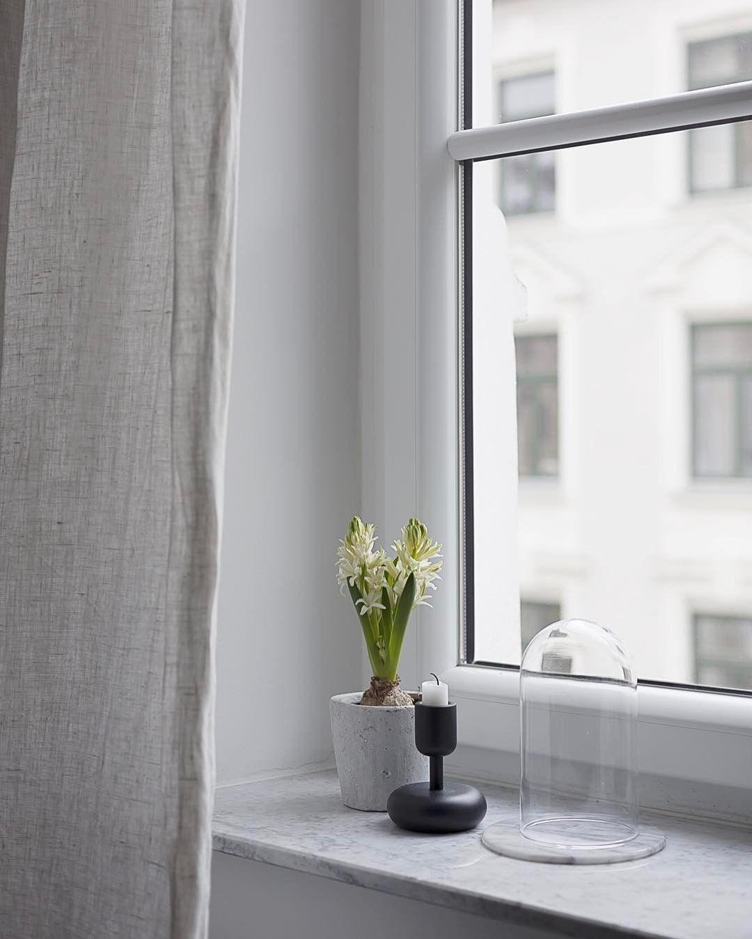 Fensterbank / Fensterbrett Deko   h o m e ⬆ W I N D O W ...