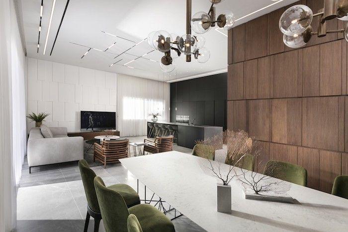 AuBergewohnlich Moderne Wohnzimmer Gestaltung Ideen, Fotos Im Wohnraum Aus Verschiedenen  Blicken