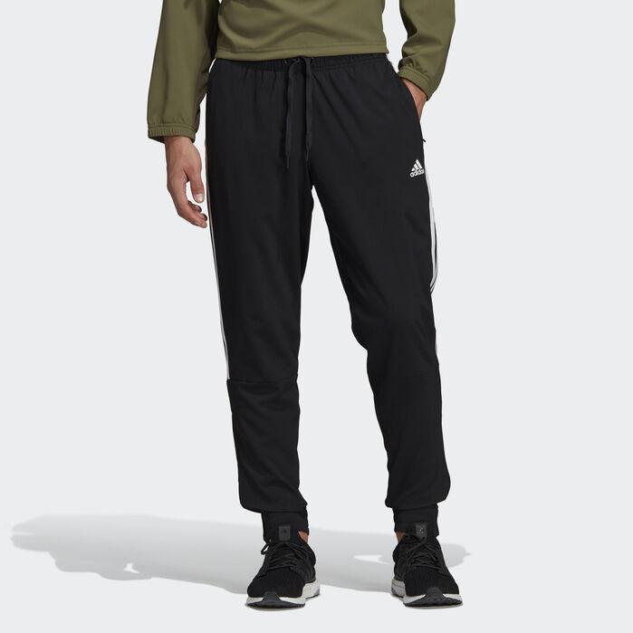 Sport ID Tiro Woven Pants Khaki Mens | Yellow adidas, Black