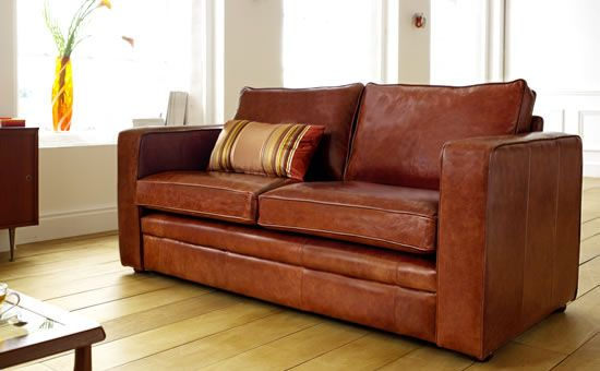 Leather Sofa Bed   Google Search