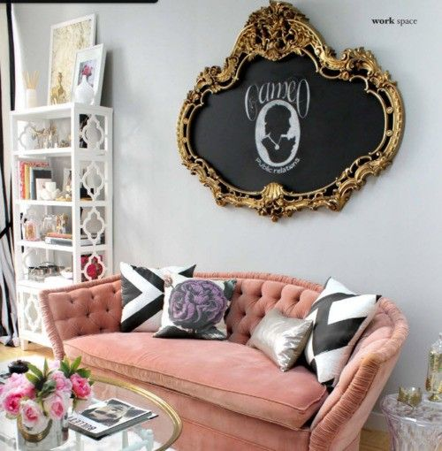 decor, precious, if I were furnishing my first apt it would have this style
