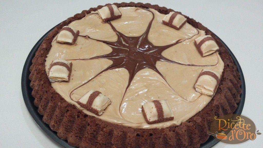 Famoso La ricetta della Torta Kinder Bueno, con la crema Nutkao e i  UG22