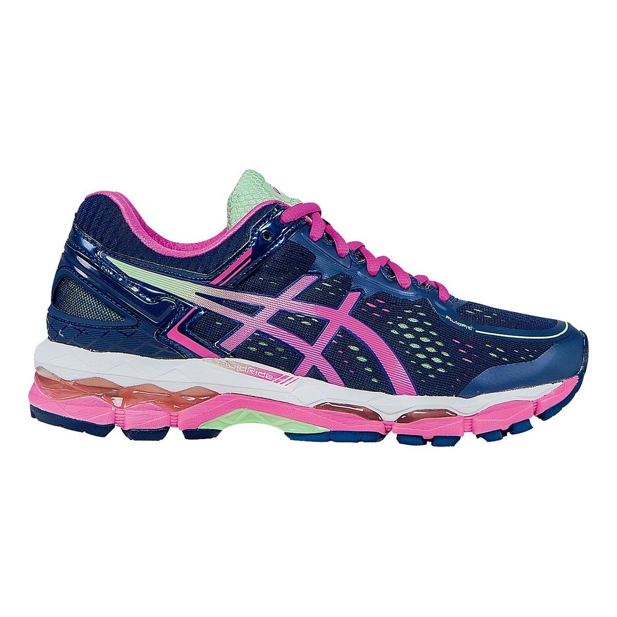 GEL-Kayano 22. Gel Kayano 22Asics Running ShoesAsics WomenAthletic ShoesWorkout  StyleWorkout GearWorkoutsShoe BagIndigo Blue