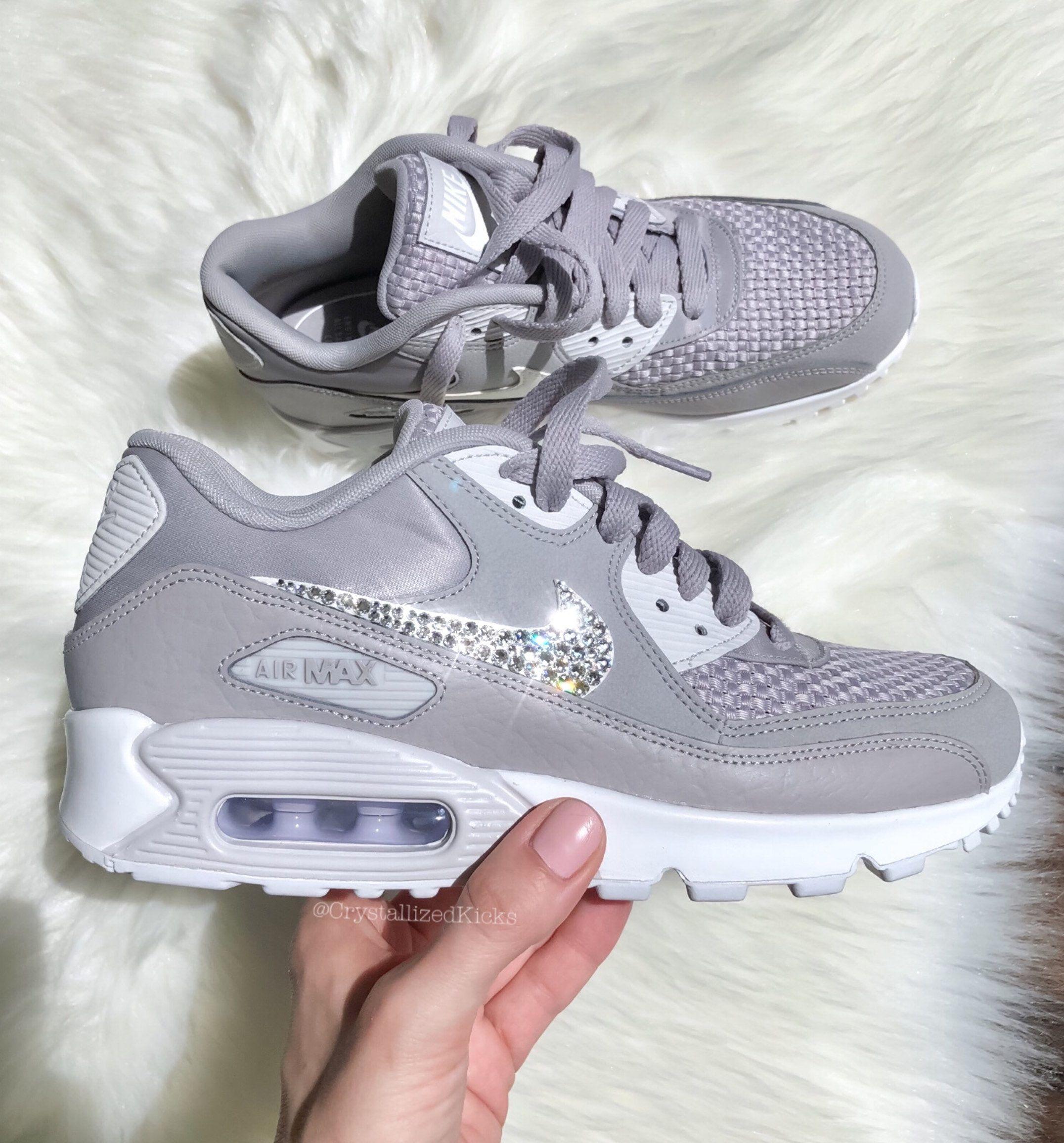 best service 32ef9 85100 Nike Air Max 90 Crystal