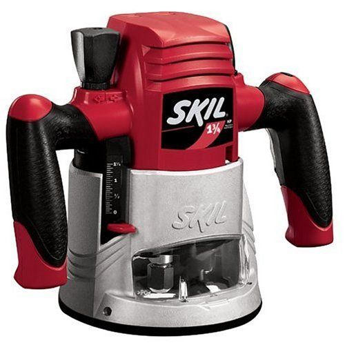 Abs Essential Skil Router Plunge Router