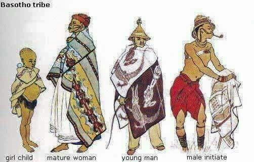 BaSotho LeSotho | African culture, African, Basotho