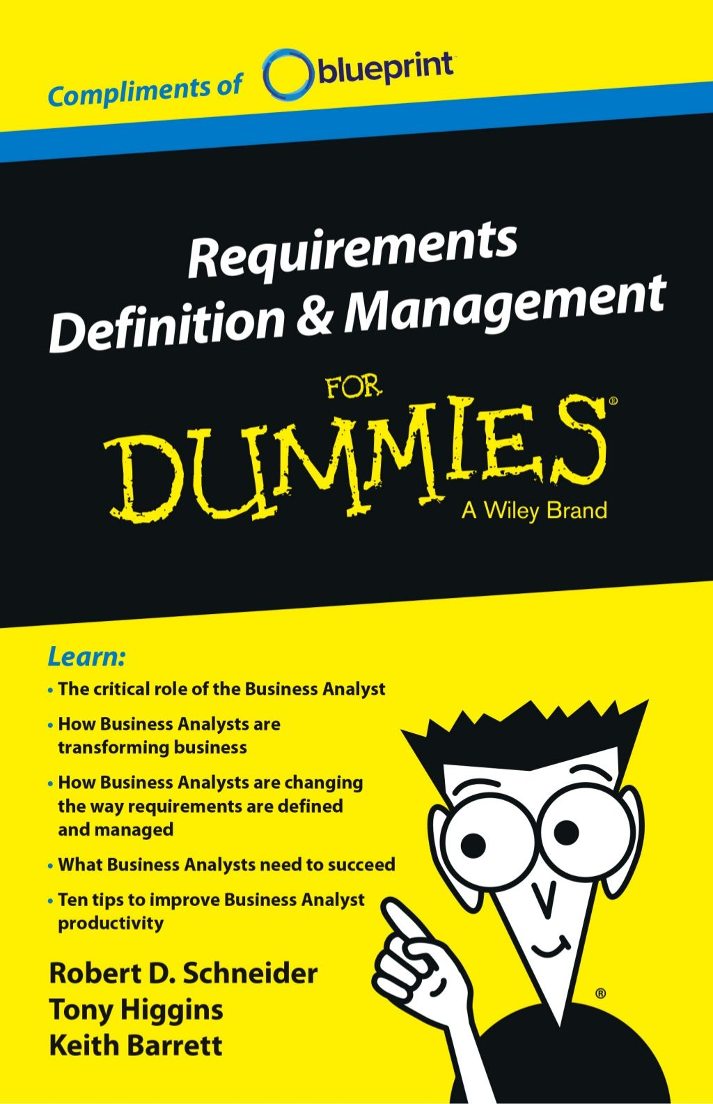 Requirements Definition and Management for Dummies by