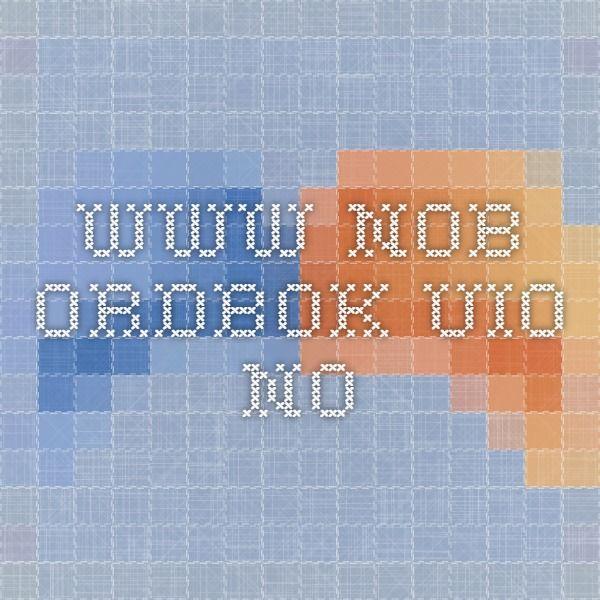 www.nob-ordbok.uio.no