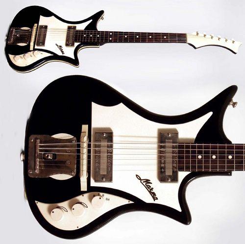 10 Crazy Guitars We Bet You Ve Never Seen Guitar Cool Guitar Eastwood Guitars
