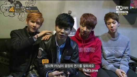 Eng 140513 4things Full Show Bts Abs Video Dailymotion