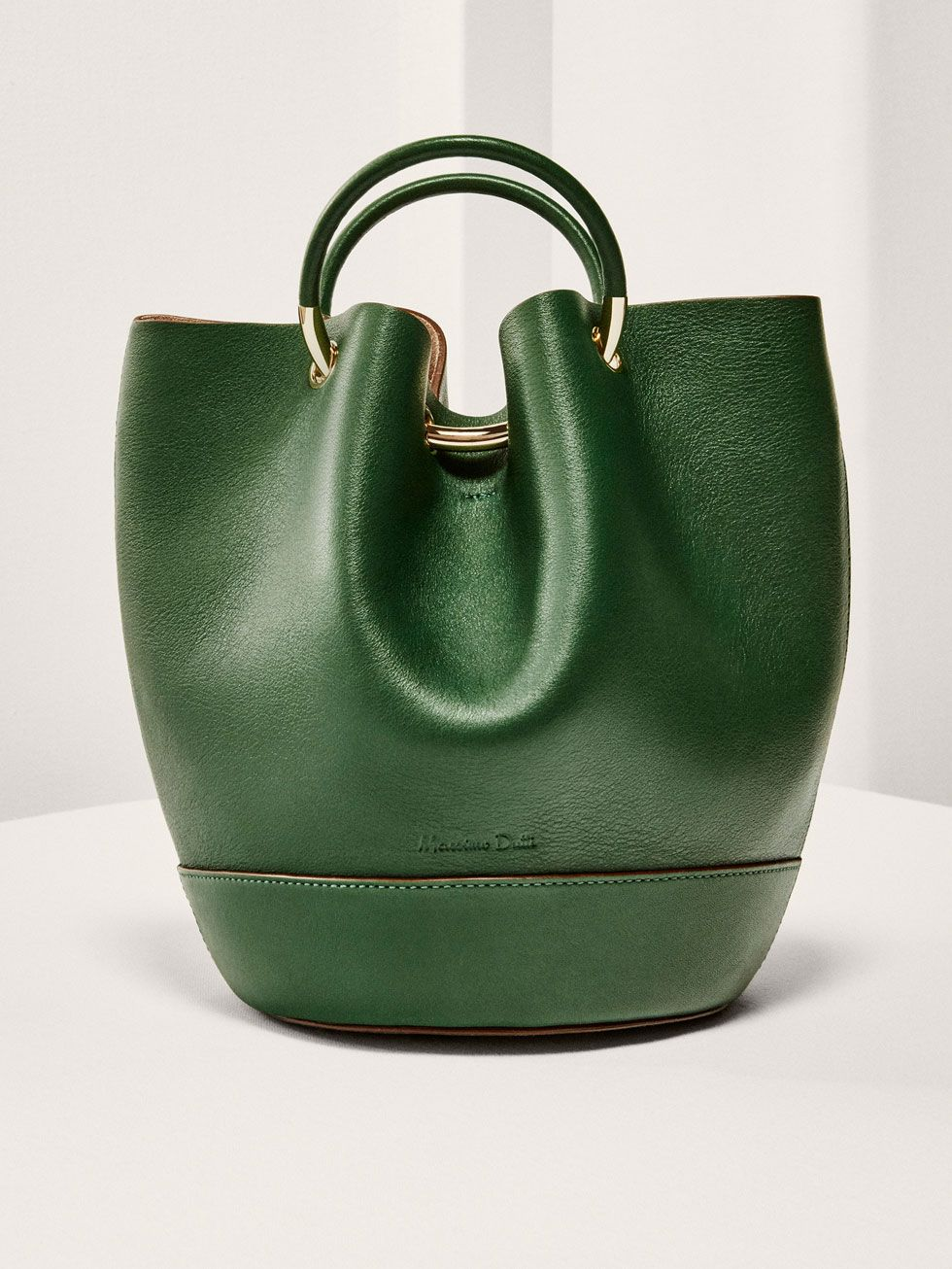 d4fd55ce54 LIMITED EDITION BOLD LEATHER BAG - Women - Massimo Dutti