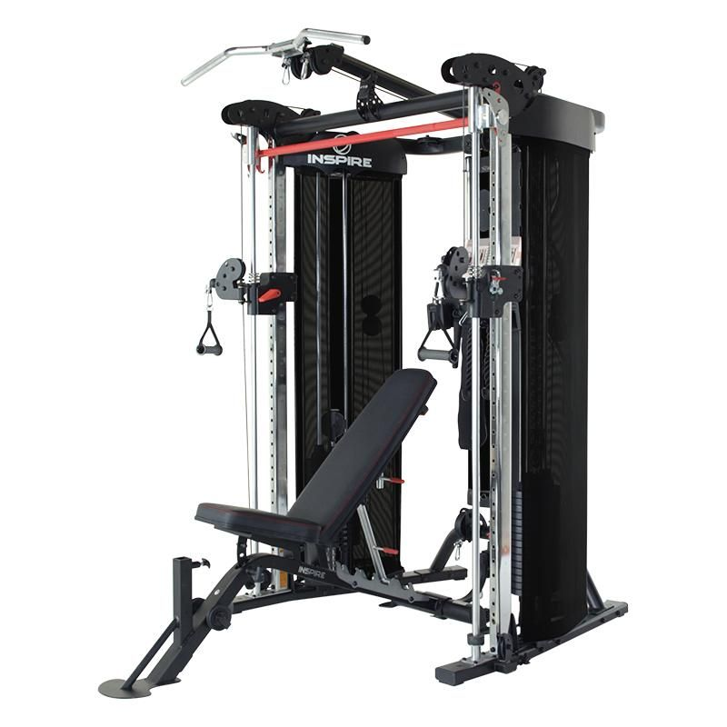 Inspire ft2 functional trainer package precor home