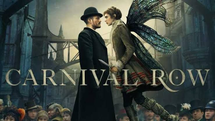 Carnival Row New Web Series Free Download In Hindi Dubbed Latest Web Series Downlaod In Hd Quality New Web Series Download The Row Web Series Carnival