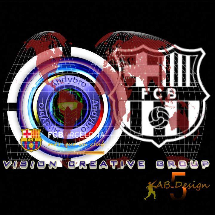 VISION CREATIVE LOGO FCB
