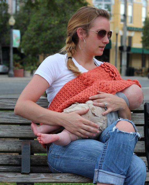 Nursing Cover Crochet Nursing Cover By Maryelizabethdesigns Babys